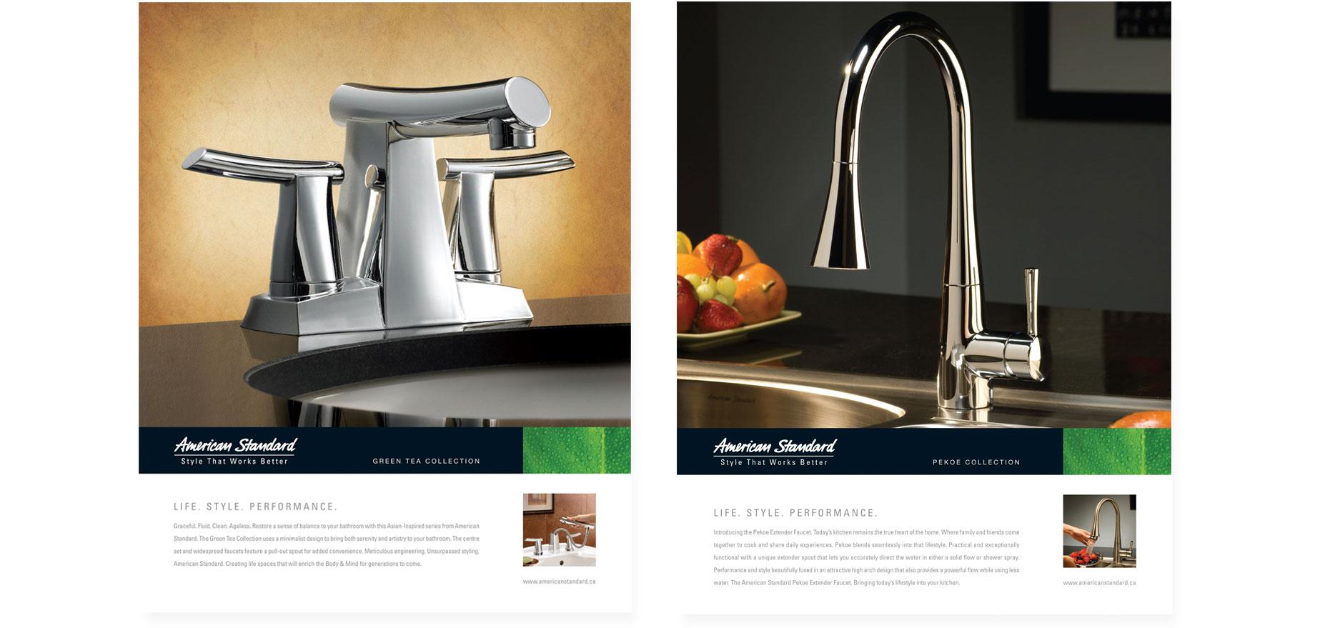 bradshaw design passionate engaged and prone to exceeding american standard work protfolio slide